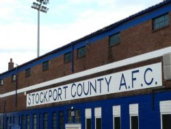 Stockport County FC: Edgeley Park Stadium