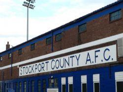 Stockport County FC: Edgeley Park Stadium