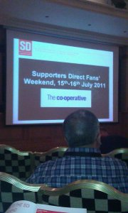 Supporters' Direct Conference