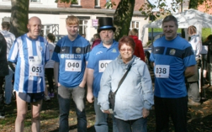 Stockport County Minithon 2011